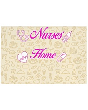 Nurses' Home Durable tempered glass  Rectangle Cutting Board front
