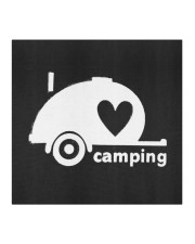 I Love camping Cloth face mask aos-face-mask-coverlet-lifestyle-front-02