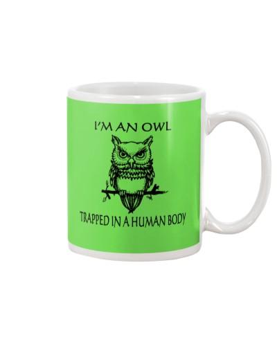 IM AN OWL