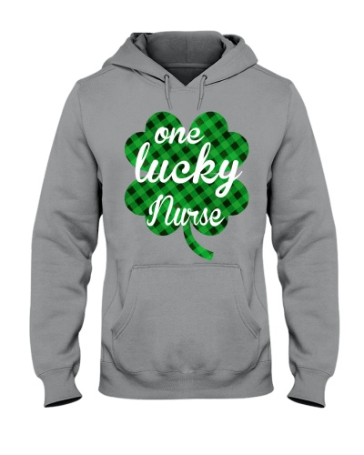 Nurse Great shirt for Saint Patrick's Day