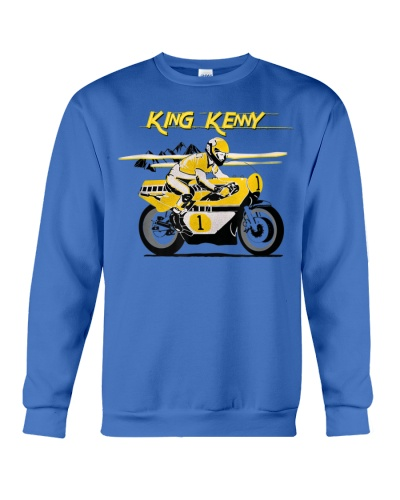 The Legendary King Kenny Motorcycle Racer