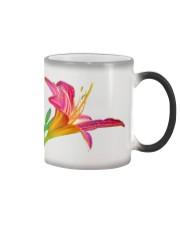 Lily flower Color Changing Mug thumbnail