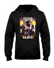 Kiss Alive Hooded Sweatshirt thumbnail