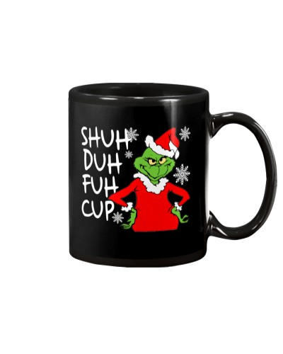 Grinch Shuh Duh Fuh Cup How The Grinch Stole
