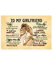 The Lion King To My Girlfriend Laugh Love Live 24x16 Poster front