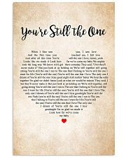 You are Still The One poster 11x17 Poster front
