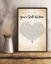 You are Still The One poster 11x17 Poster lifestyle-poster-3