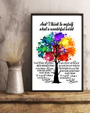 And I Think To Myself What A Wonderful World 11x17 Poster lifestyle-poster-3