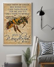I See Trees Of Green Red Roses 11x17 Poster lifestyle-poster-1