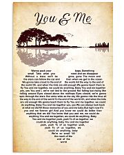 You and Me by Dave Matthews 11x17 Poster front