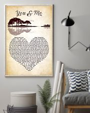 You and Me by Dave Matthews 11x17 Poster lifestyle-poster-1