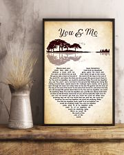 You and Me by Dave Matthews 11x17 Poster lifestyle-poster-3