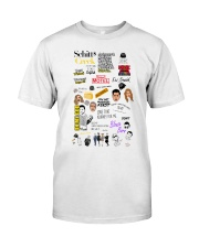 Schitt's Creek Ew David Classic T-Shirt tile