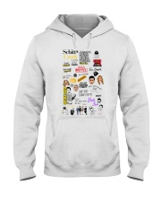 Schitt's Creek Ew David Hooded Sweatshirt tile