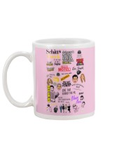 Schitt's Creek Ew David Mug back