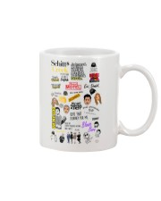 Schitt's Creek Ew David Mug tile