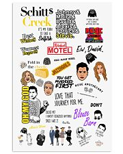 Schitt's Creek Ew David 11x17 Poster thumbnail