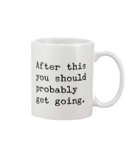 Funny Coffee Mug front