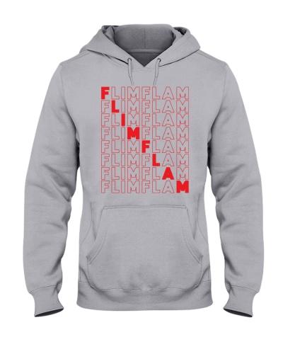 flamingo flim flam hoodie