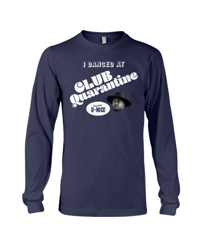 club quarantine shirt