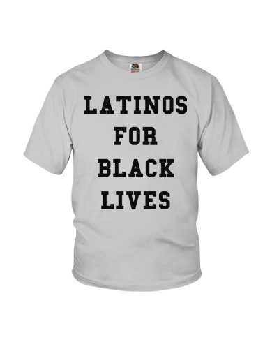 latinos for black lives shirt NEW