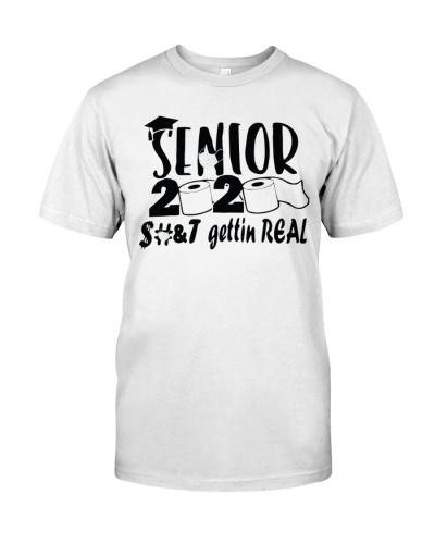 senior 2020 toilet paper shirt