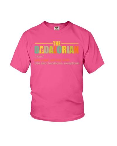 dadalorian shirt hoodie