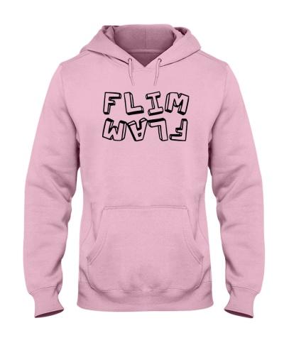 flamingo flim flam merch hoodie