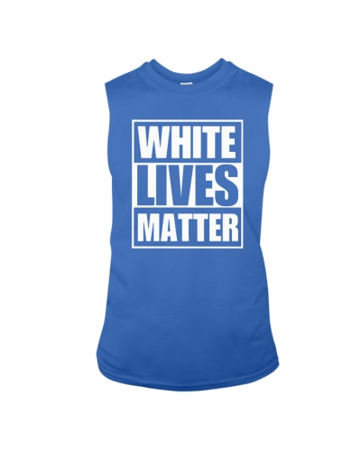 white lives matter t shirt clothing