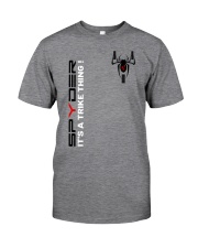 IT'S A TRIKE THING Classic T-Shirt front