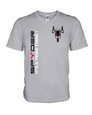 IT'S A TRIKE THING V-Neck T-Shirt thumbnail