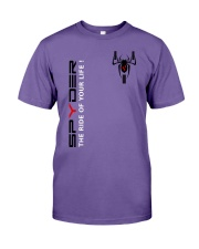 THE RIDE OF YOUR LIFE Premium Fit Mens Tee thumbnail