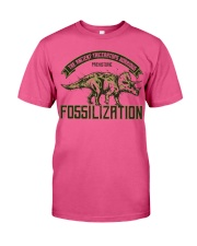 Triceratops Fossil Premium Fit Mens Tee thumbnail