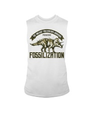 Triceratops Fossil Sleeveless Tee tile