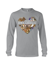 I'M AN OWLAHOLIC Long Sleeve Tee thumbnail