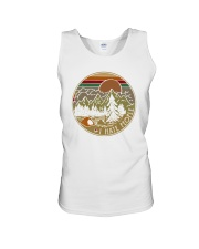 CAMPING I HATE PEOPLE Unisex Tank thumbnail