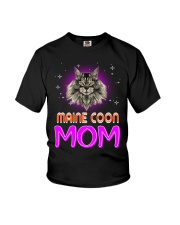 MAINE COON Merry Christmas Youth T-Shirt thumbnail