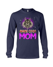 MAINE COON Merry Christmas Long Sleeve Tee front