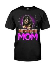 TIBETAN MASTIFF Merry Christmas Classic T-Shirt thumbnail