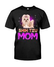 SHIH TZU Merry Christmas Classic T-Shirt thumbnail