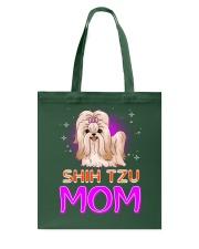 SHIH TZU Merry Christmas Tote Bag thumbnail