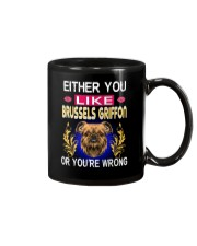 Either You Like BRUSSELS GRIFFON Mug thumbnail