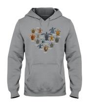 Types Of Turtle Hooded Sweatshirt thumbnail