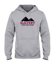 Slavery Gets Shit Done T-shirt Hooded Sweatshirt thumbnail