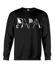 PAPA fishing shirt Crewneck Sweatshirt thumbnail