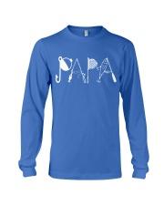 PAPA fishing shirt Long Sleeve Tee thumbnail