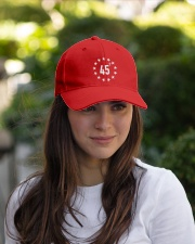 Embroidery Hat trump 452 Embroidered Hat garment-embroidery-hat-lifestyle-07