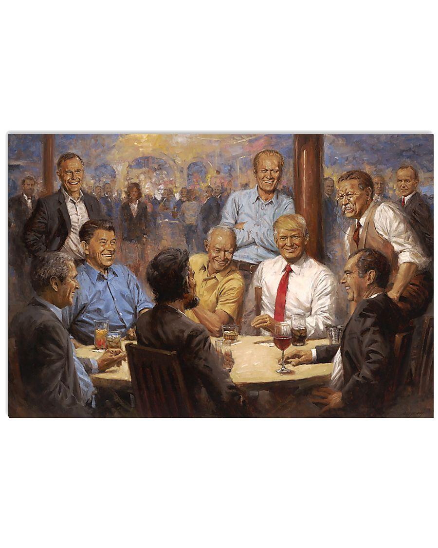 The Republican Club 17x11 Poster