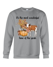 Cow farm wonderful Crewneck Sweatshirt thumbnail