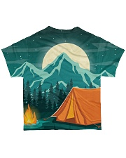 TQ - Camping  All-over T-Shirt back